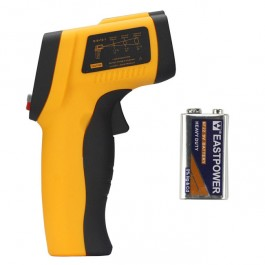 Benetech GM300 Infrared Temperature Thermometer Pyrometer Gun -58F~716F +Battery