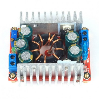 SainSmart DC/DC 15A Buck Adjustable 4-32V to 1.2-32V Converter Step Down Module