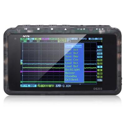 SainSmart DSO203 Nano V2 Quad Pocket-sized Digital Oscilloscope