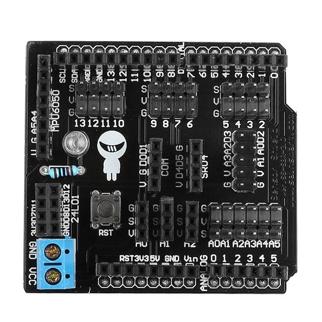 Sainsmart Ss Sbr 2 0 Sensor Shield 3d Printing Arduino