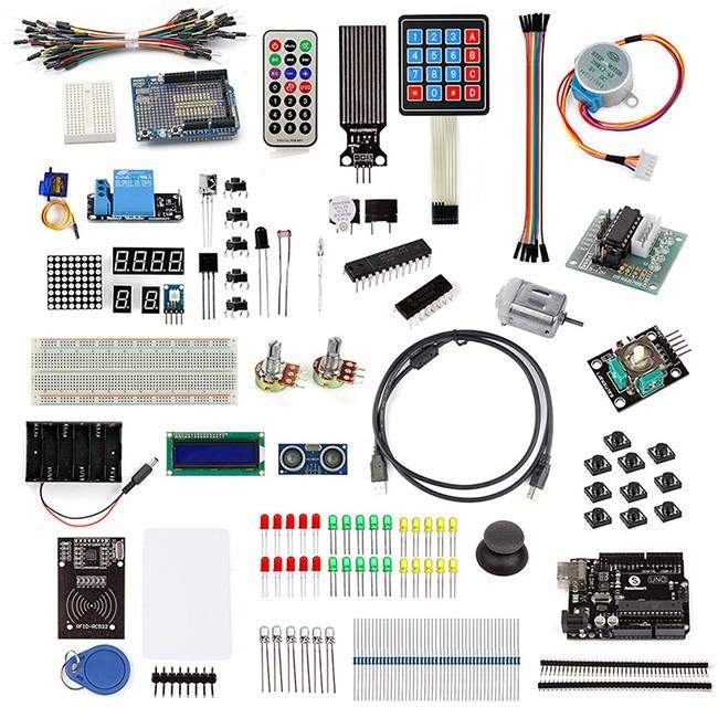 Sainsmart starter kit rfid master with motor relay lcd