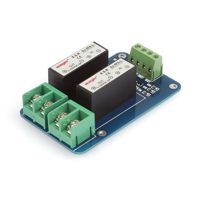 Sainsmart channel ssr a dc v solid state relay