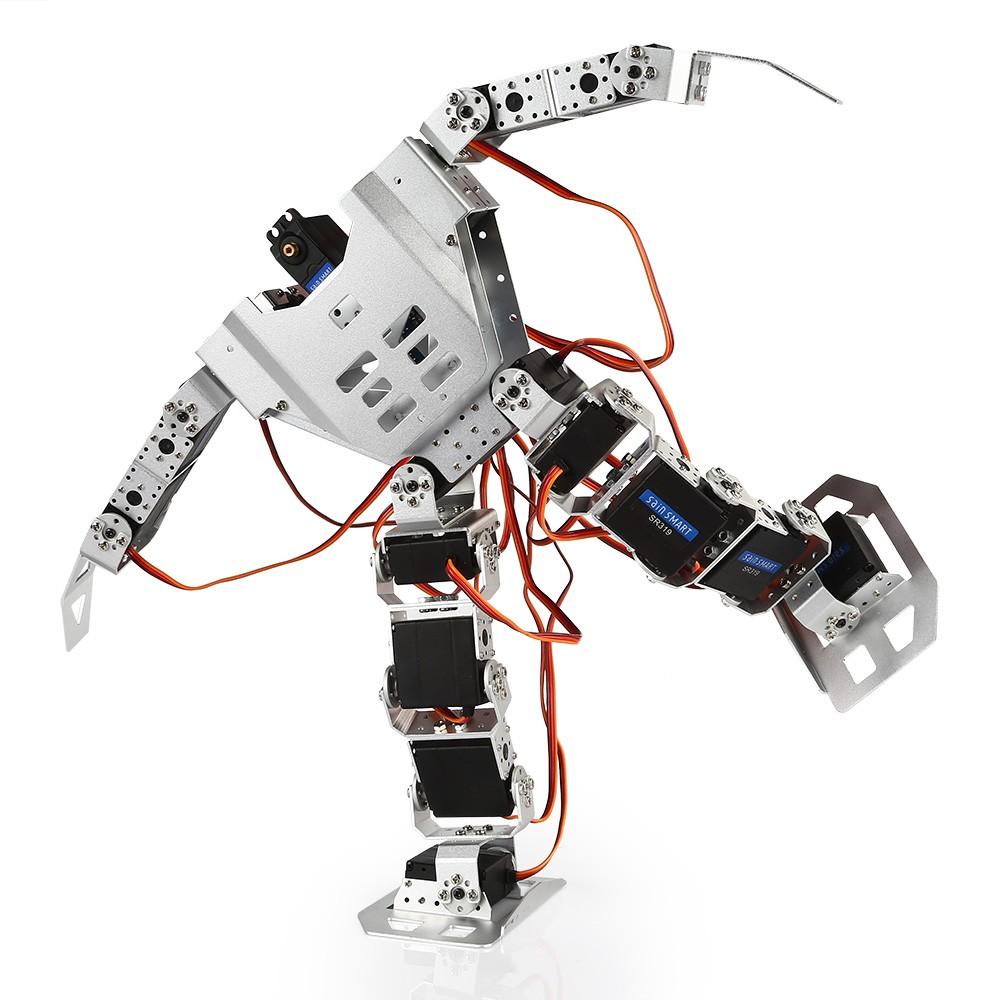 Sainsmart dof biped robotics humanoid robot servo