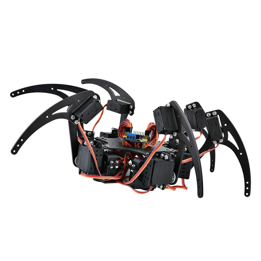 Sainsmart Hexapod 6 Legs Spider Robot With Sr318 Servo