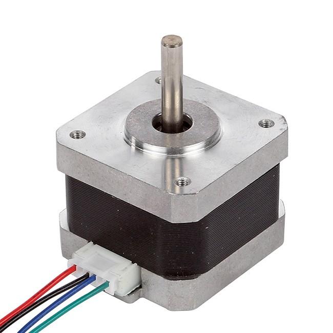 Sainsmart nema 17 stepper motor 1 5a 2 5a 3d printing for Nema 15 stepper motor