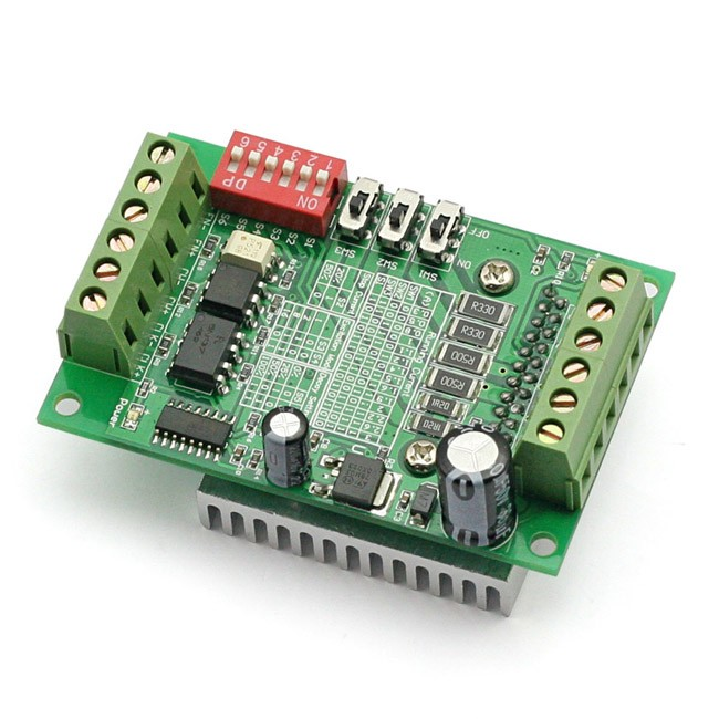 New Cnc Router Single Axis 3a Tb6560 Stepper Motor Drivers