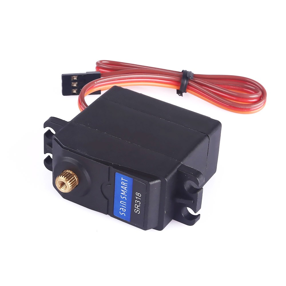 Sainsmart Sr318 Servo Motor For Robot Rc Helicopter