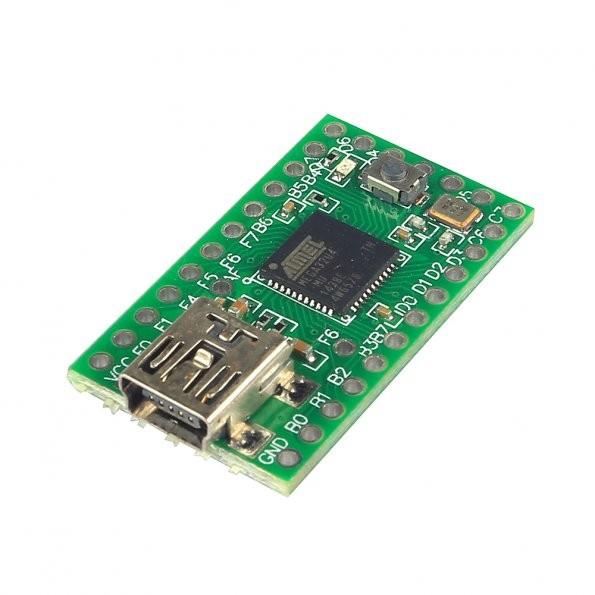 Sainsmart teensy usb keyboard mouse avr arduino isp