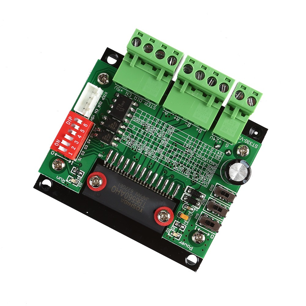 Cnc 4 Axis Kit 2 With Tb6560 Motor Driver Usb Controller