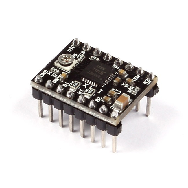 Sainsmart A4988 Stepper Motor Driver 3d Printer Carrier