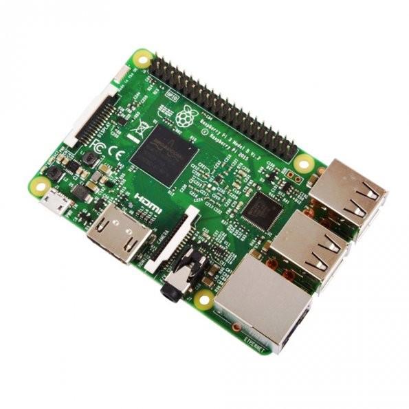 Raspberry pi model b d printing arduino robotics