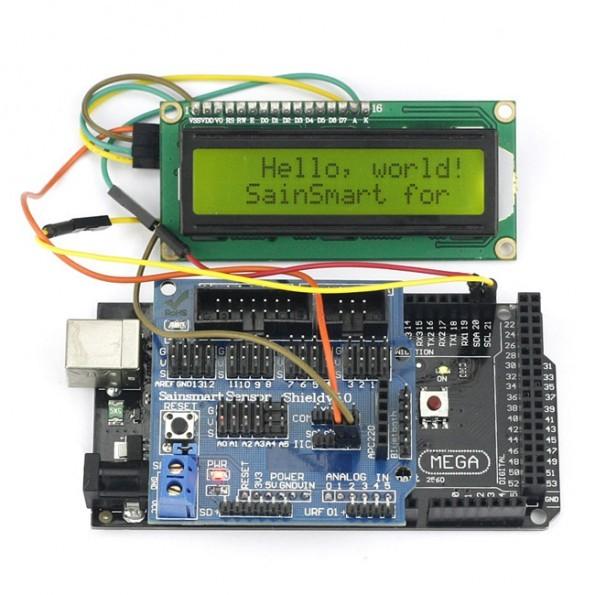 Sainsmart mega r sensor shield v iic