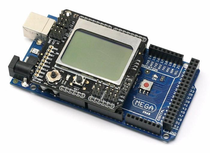 Arduino Shield, Udviklingskort med AVR