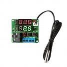 SainSmart -20~+100°C DC 12V Digital Thermostat Temperature Control Sensor Module
