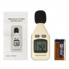 SainSmart LCD Digital Mini 30-130dB Sound Noise Level Meter Decibel Pressure Tester
