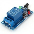 SainSmart Flame Sensor with Relay Combo Module Fire Detection Alarm for Arduino