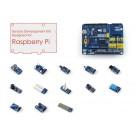SainSmart RPi3 Development Kit with Expansion Board ARPI600+ Various Sensors for Raspberry Pi A+ / Pi B+ / Pi 2 Model B/ Pi 3 Model B