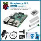 SainSmart Raspberry Pi 3 Camera Kit : Camera+ Case + SD + Breadboard + HDMI + GPIO + Heatsink