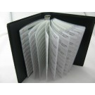 SainSmart 0603 SMD Resistor Assorted Folder1% 0603 170 value x 50pcs Chip Resistor Booklet