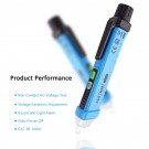 SainSmart TP100 Non-contact AC Voltage Detector with LED Voltage Indicator Tester