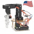 SainSmart DIY 6-Axis DOF Servo Control Palletizing Robot Arm for Robotic Arduino R3 ★Final Sale!Hurry while stocks last!★