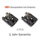 2 PCS SainSmart UNO R3 ATmega328P Development Board Compatible With Arduino UNO R3 DE Stock
