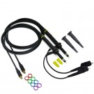 Probe for ARM  Nano Digital Oscilloscope DSO201 DSO202 DSO203 MCX-Probe-x1-amp-x10 60MHz black(1 Pcs)