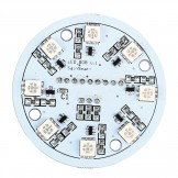 SainSmart Round 8 Led 5050 RGB LED Driver Board SCM for Arduino