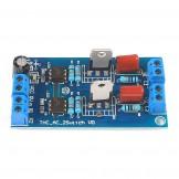 SainSmart 2-CH PLC DC Output Transistor Amplifier Isolation Plate Board