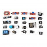 SainSmart New 24 in 1 Modules Sensor Starter Kit for Arduino UNO MEGA2560 R3
