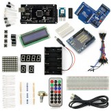 SainSmart MEGA2560 R3+Xbee Shield Starter Kit With Basic Arduino Projects