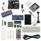 SainSmart Leonardo R3+Distance Sensor Starter Kit With 19 Basic Arduino Projects