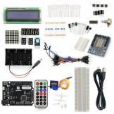 SainSmart Leonardo R3+5V Servo motor Starter Kit With Basic Arduino Projects