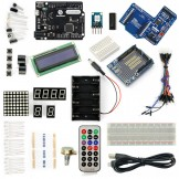 SainSmart Leonardo R3+Xbee Shield Starter Kit With Basic Arduino Projects