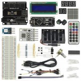 SainSmart Nano V3+Pressure Sensor Starter Kit With Basic Arduino Projects