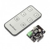 SainSmart 5V DC Infrared Remote Controllor with 4 Channels Relay Receiver Model