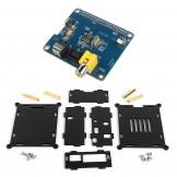 SainSmart HIFI DiGi+ Digital Sound Card I2S SPDIF Optical Fiber + Case for Raspberry Pi 3 Pi 2【US Stock,only ship to US Buyer】