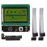 SainSmart Smart Controller LCD 12864 LED Turn On Control for 3D Printer RAMPS 1.4