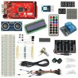 SainSmart MEGA ADK R3 + 1602LCD + Distance sensor + 2CH-Relay Starter Kit