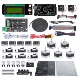 SainSmart RAMPS 1.4 MEGA2560 R3 LCD2004 A4988 J-head 3D Printer Kit for RepRap