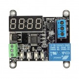 SainSmart DC 12V Delay Timer Switch Adjustable Clock Time for Arduino Raspberry