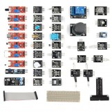 SainSmart 40 Pins GPIO+ Breadboard + 37 Sensors All-in-1 Kit for Raspberry Pi 2