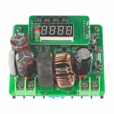 SainSmart Digital 400W 10A DC-DC Step-up Constant Voltage Current boost Converter 8V-80V