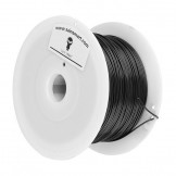 SainSmart 1.75mm ABS 3D Filament 1kg/2.2lb for RepRap MarkerBot (Conductive Black)
