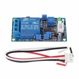 SainSmart DC 12V Power Supply SRD-12VDC-SL-C Adjustable Trigger Delay Time Relay Module for Arduino