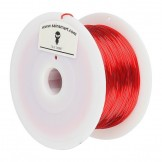 SainSmart Flexible TPU 3D Printers Filament, 1.75mm,1kg/2.2lbs (Red)