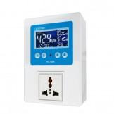 SainSmart HC100A Digital Humidity Controller humidistat, AC110V-240V, 1 Relay with Sensor, LCD Colour Display