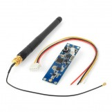 SainSmart 2.4Ghz Built in DMX512 Wireless PCB Board Controller/Receiver for Stage Llight
