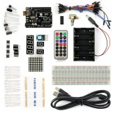 SainSmart UNO R3 Starter Kit with Basic Arduino Projects