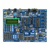 New QL200 PIC Microchip MCU Development Board & USB Programmer Kit 1602 LCD ICD
